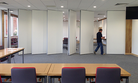 Office Partition Walls Somerset