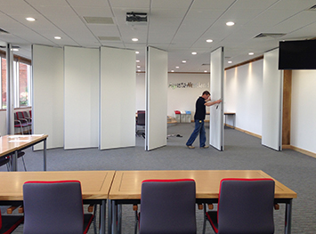 Partition Office Walls Somerset