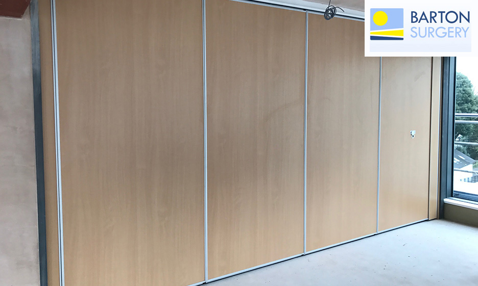 Office Wall Partition Bridgwater